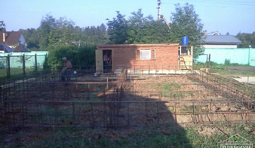 Строительство коттеджа из каркаса в п. Исток 59