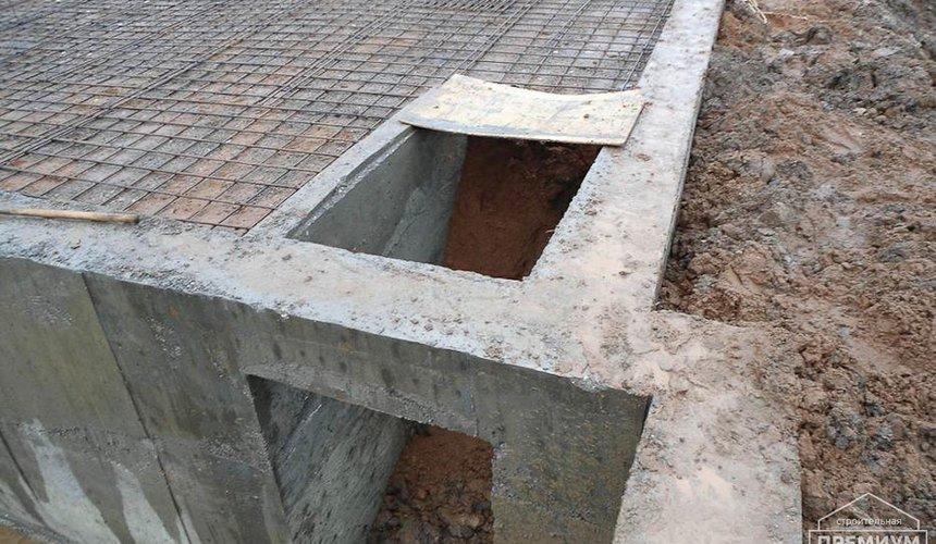 Строительство коттеджа из блоков в р-н Кольцово 7