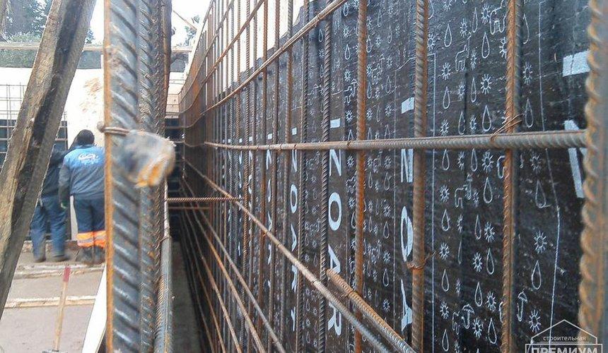 Строительство коттеджа из блоков в р-н Кольцово 28