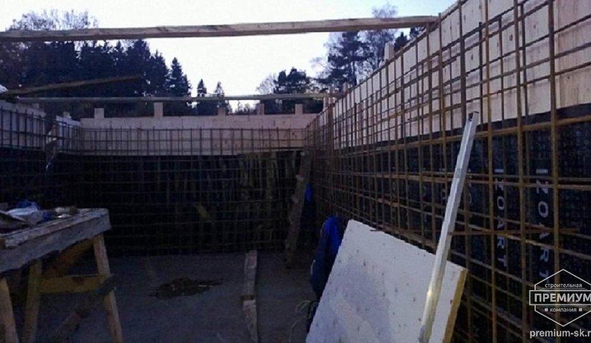 Строительство коттеджа из блоков в р-н Кольцово 34