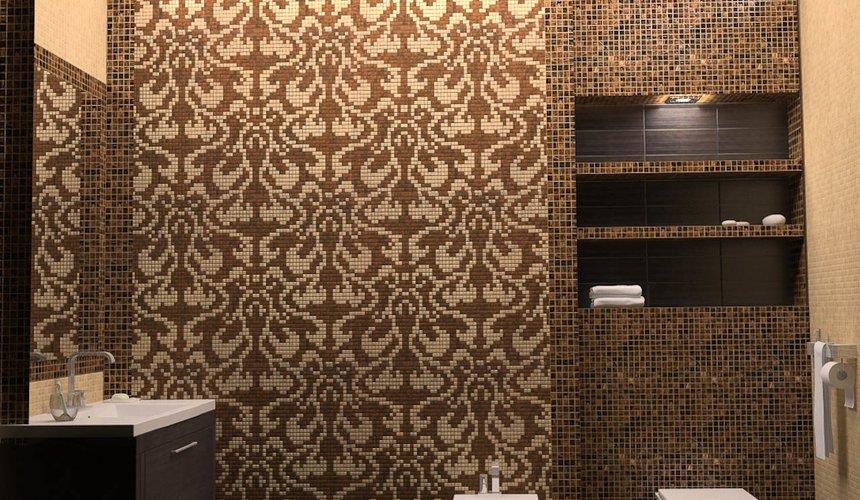 Дизайн интерьера коттеджа Мёд 18