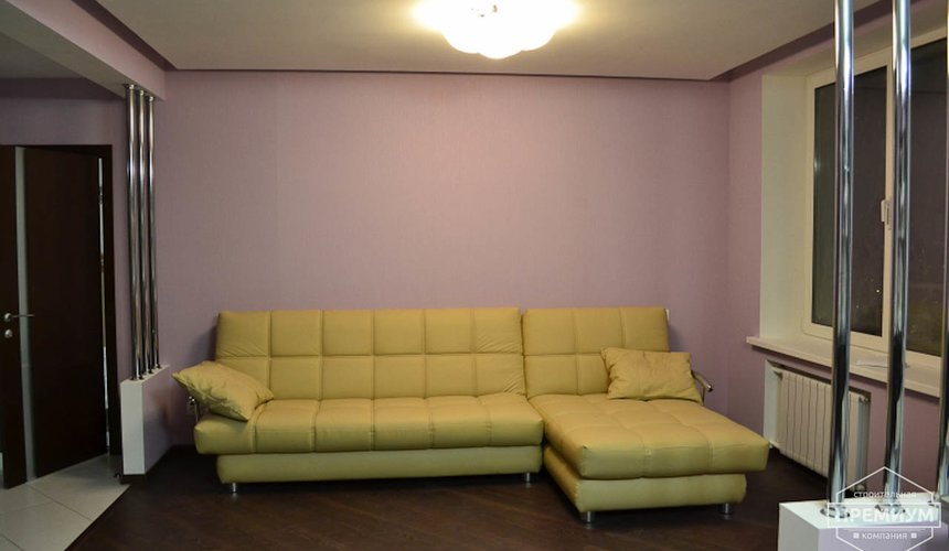 Ремонт однокомнатной квартиры по ул. Победы 37 9