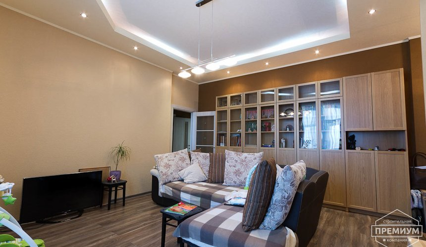 Ремонт трехкомнатной квартиры по ул. Фурманова 127 5