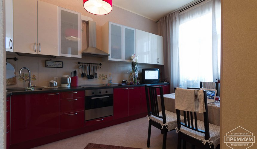 Ремонт трехкомнатной квартиры по ул. Фурманова 127 7