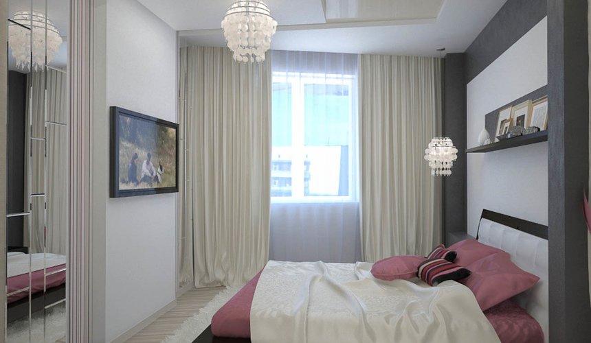 Ремонт и дизайн интерьера трехкомнатной квартиры по ул. Попова 33а 66