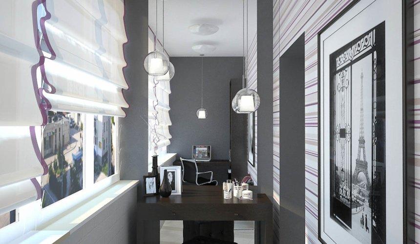 Ремонт и дизайн интерьера трехкомнатной квартиры по ул. Попова 33а 68