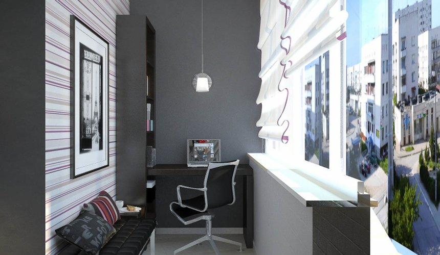 Ремонт и дизайн интерьера трехкомнатной квартиры по ул. Попова 33а 69