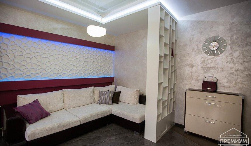 Ремонт и дизайн интерьера трехкомнатной квартиры по ул. Попова 33а 12