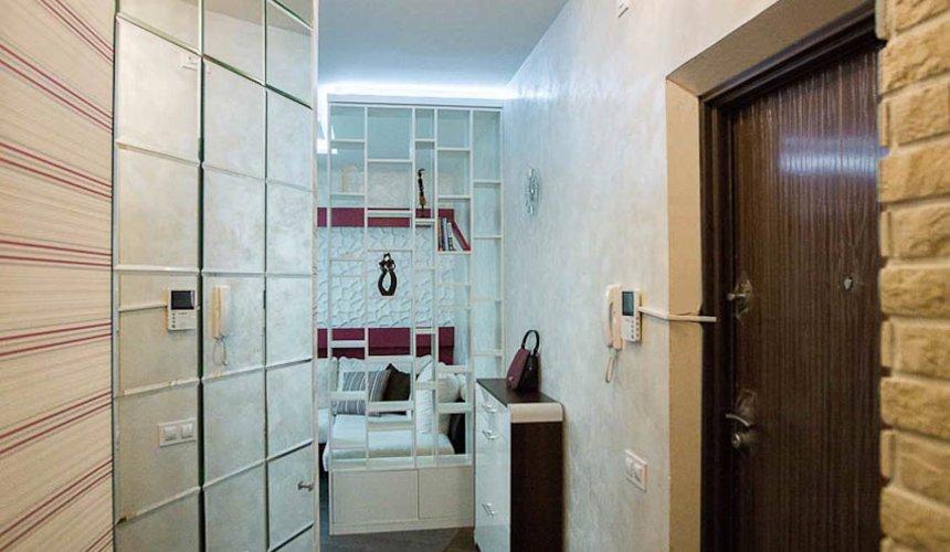 Ремонт и дизайн интерьера трехкомнатной квартиры по ул. Попова 33а 14