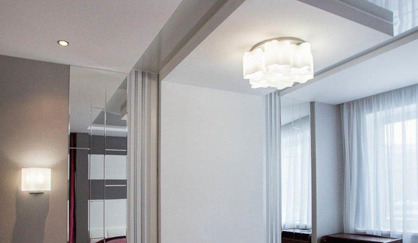Ремонт и дизайн интерьера трехкомнатной квартиры по ул. Попова 33а 21