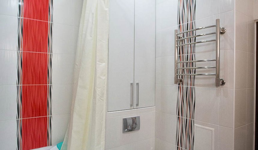 Ремонт и дизайн интерьера трехкомнатной квартиры по ул. Попова 33а 31