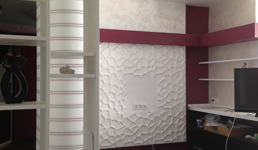 Ремонт и дизайн интерьера трехкомнатной квартиры по ул. Попова 33а 41