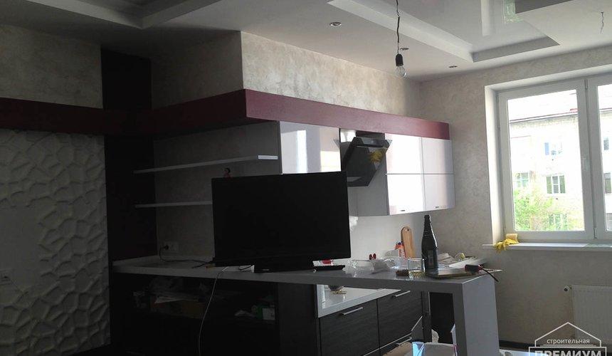 Ремонт и дизайн интерьера трехкомнатной квартиры по ул. Попова 33а 42