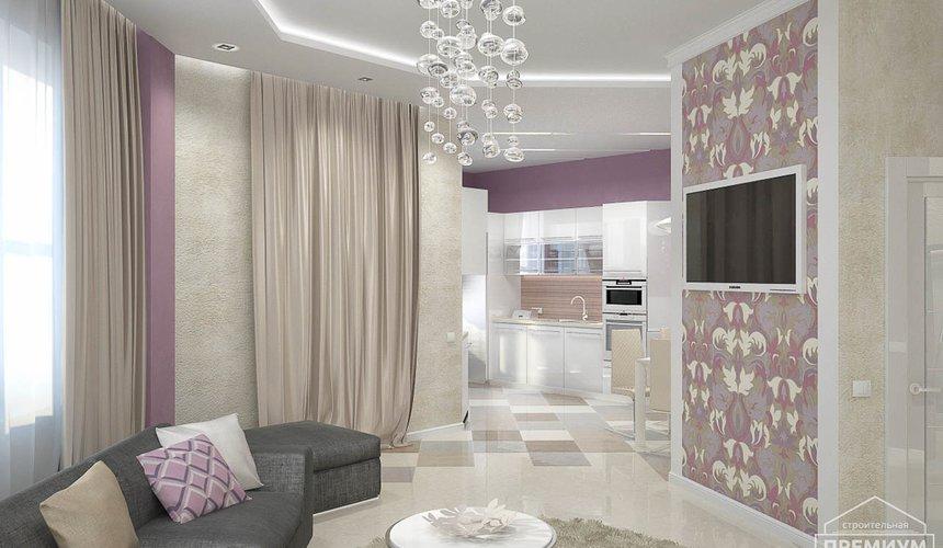 Ремонт и дизайн интерьера трехкомнатной квартиры по ул. Чкалова 124 58