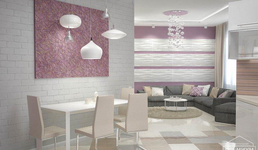 Ремонт и дизайн интерьера трехкомнатной квартиры по ул. Чкалова 124 62