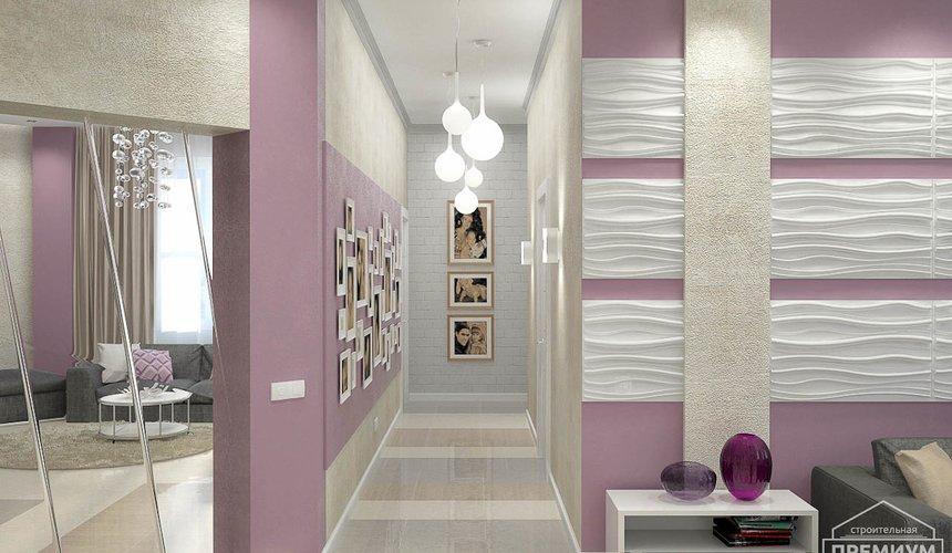 Ремонт и дизайн интерьера трехкомнатной квартиры по ул. Чкалова 124 63