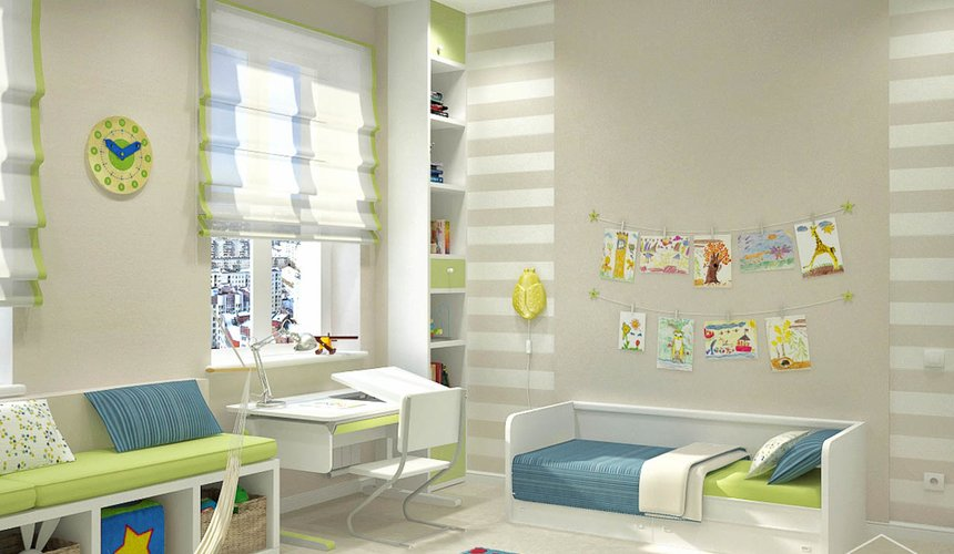Ремонт и дизайн интерьера трехкомнатной квартиры по ул. Чкалова 124 71