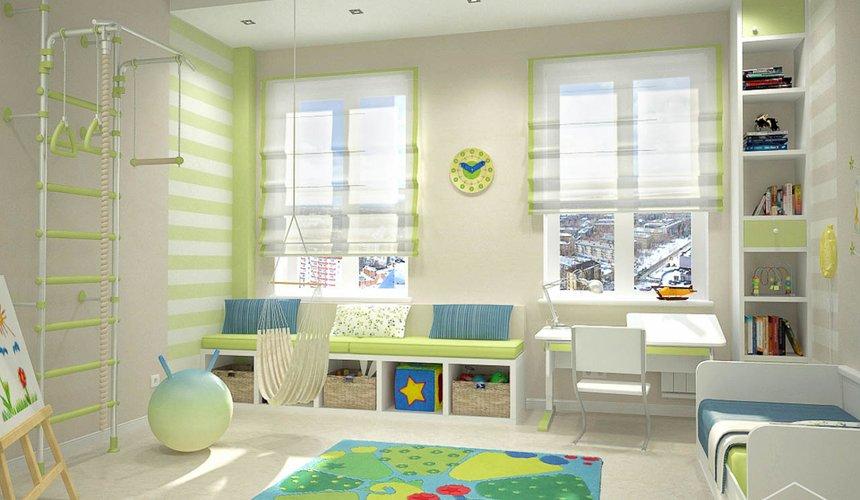 Ремонт и дизайн интерьера трехкомнатной квартиры по ул. Чкалова 124 72
