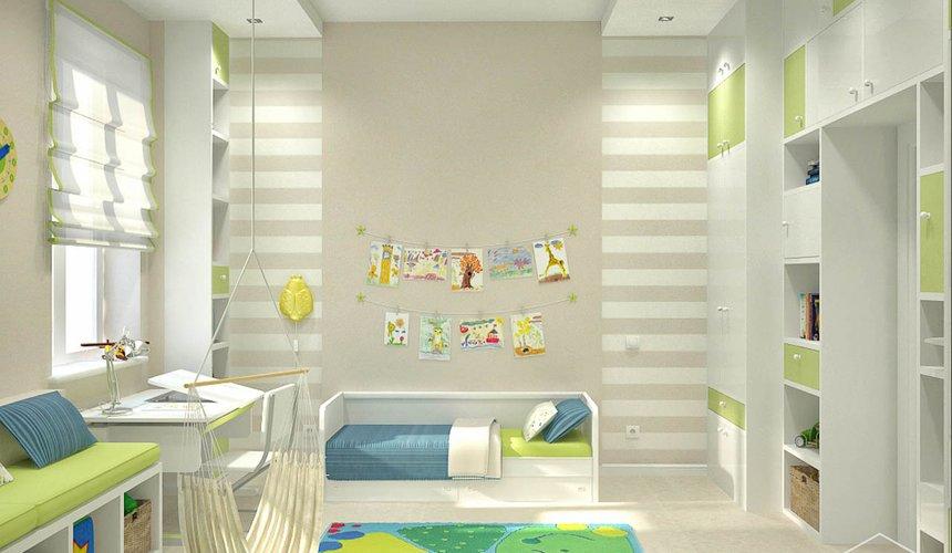Ремонт и дизайн интерьера трехкомнатной квартиры по ул. Чкалова 124 74