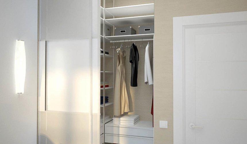 Ремонт и дизайн интерьера трехкомнатной квартиры по ул. Чкалова 124 80