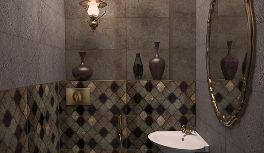 Дизайн интерьера третьего этажа коттеджа Шафран 16
