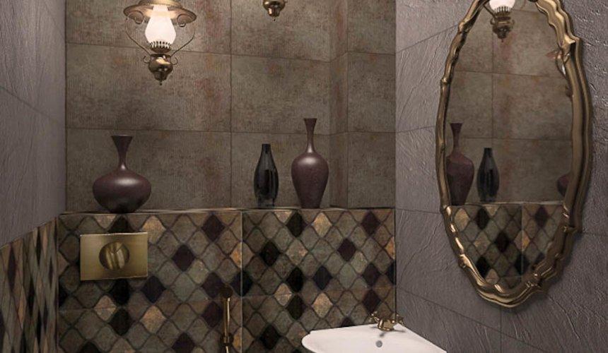 Дизайн интерьера третьего этажа коттеджа Шафран 17