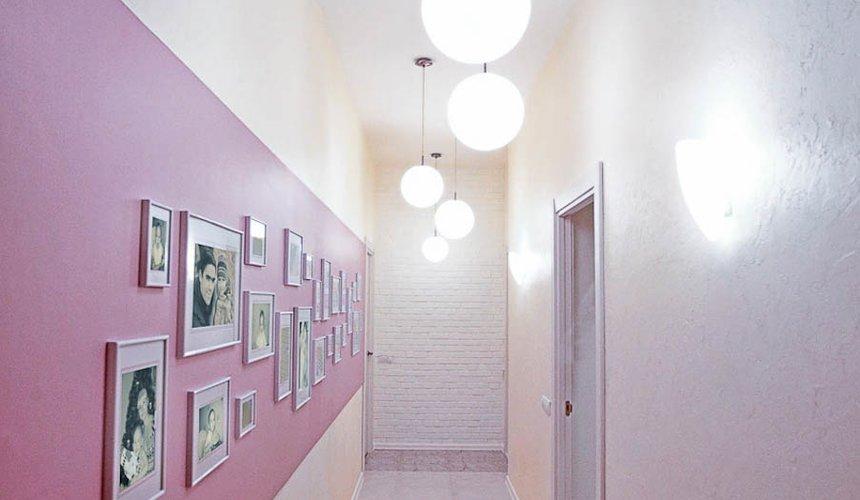 Ремонт и дизайн интерьера трехкомнатной квартиры по ул. Чкалова 124 17