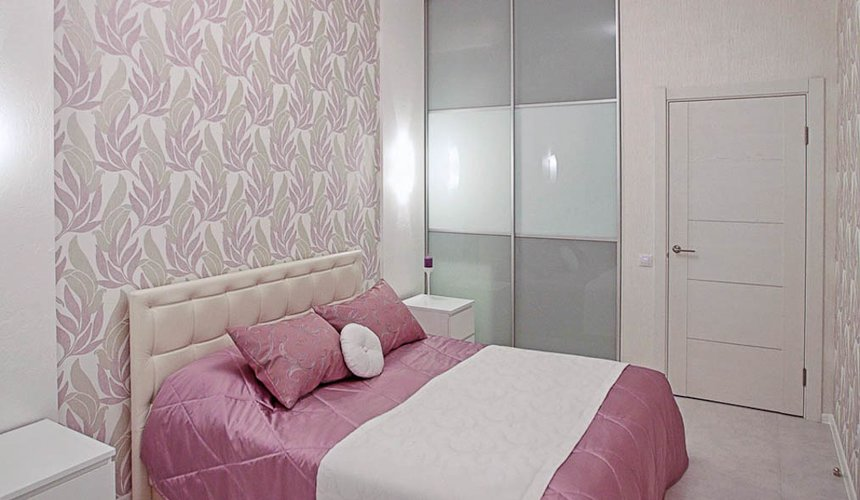 Ремонт и дизайн интерьера трехкомнатной квартиры по ул. Чкалова 124 20