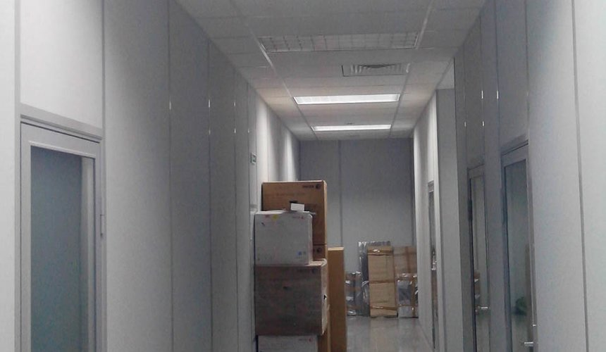 Ремонт в Бизнес-Центре Квартал 6