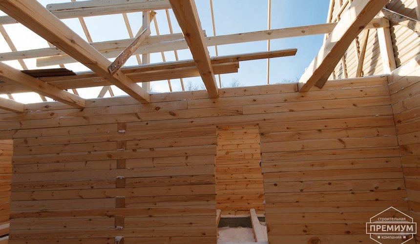 Строительство дома из бруса в п. Исток 9