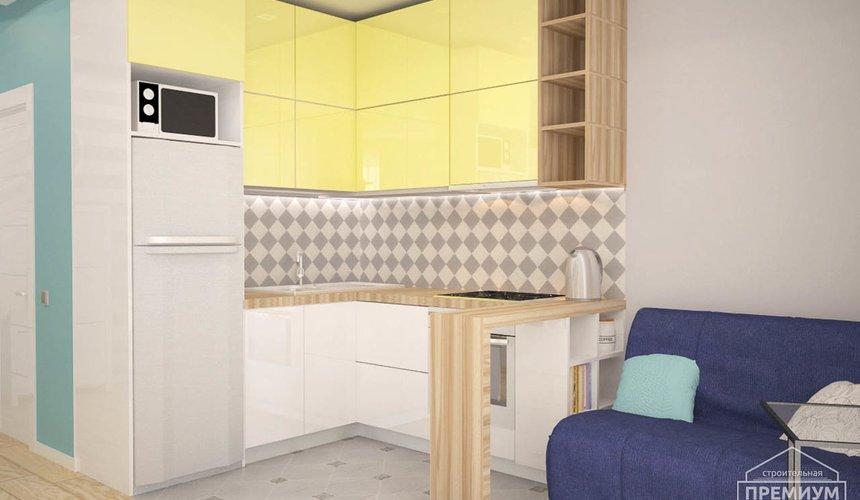 Ремонт и дизайн интерьера однокомнатной квартиры по ул. Сурикова 53а 69