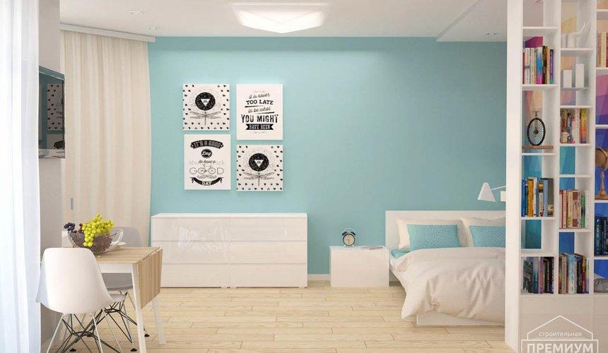 Ремонт и дизайн интерьера однокомнатной квартиры по ул. Сурикова 53а 72