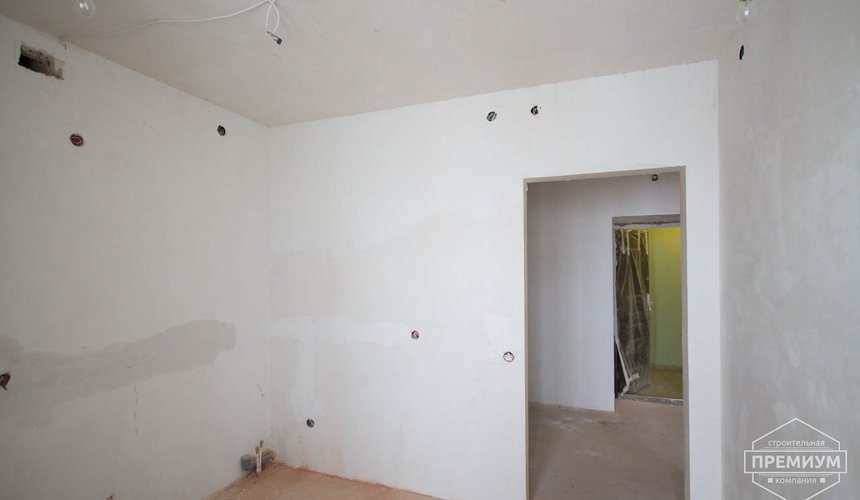 Ремонт однокомнатной квартиры по ул. Сурикова 53а 72