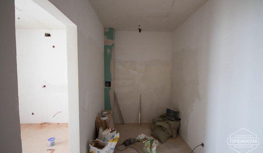 Ремонт однокомнатной квартиры по ул. Сурикова 53а 68
