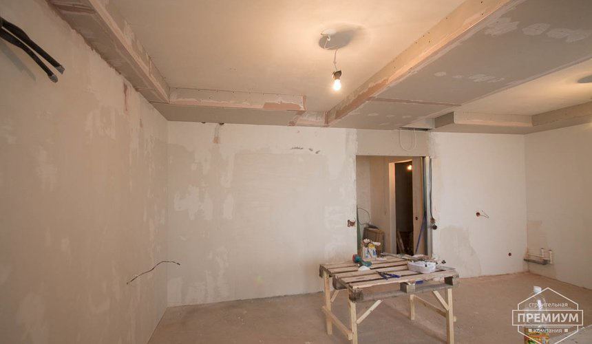 Ремонт однокомнатной квартиры по ул. Сурикова 53а 59