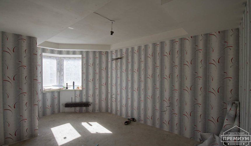 Ремонт однокомнатной квартиры по ул. Сурикова 53а 51