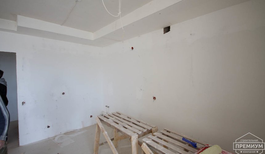 Ремонт однокомнатной квартиры по ул. Сурикова 53а 45