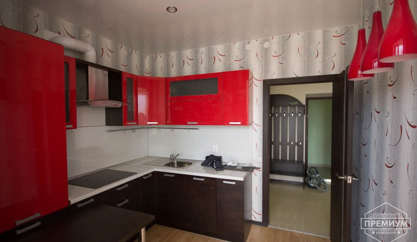Ремонт однокомнатной квартиры по ул. Сурикова 53а 17
