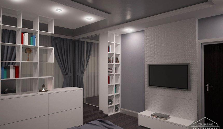 Дизайн интерьера однокомнатной квартиры по ул. Посадская 34 18