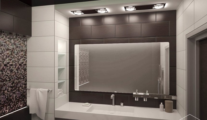 Дизайн интерьера однокомнатной квартиры по ул. Посадская 34 6