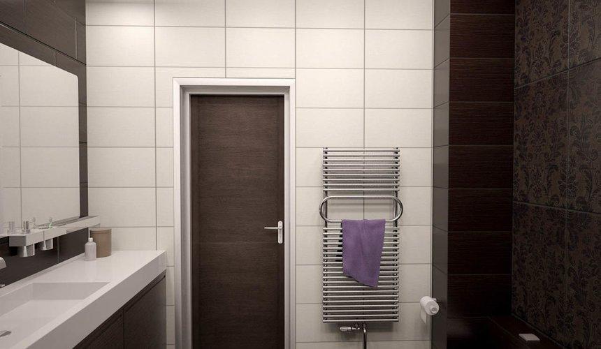 Дизайн интерьера однокомнатной квартиры по ул. Посадская 34 9