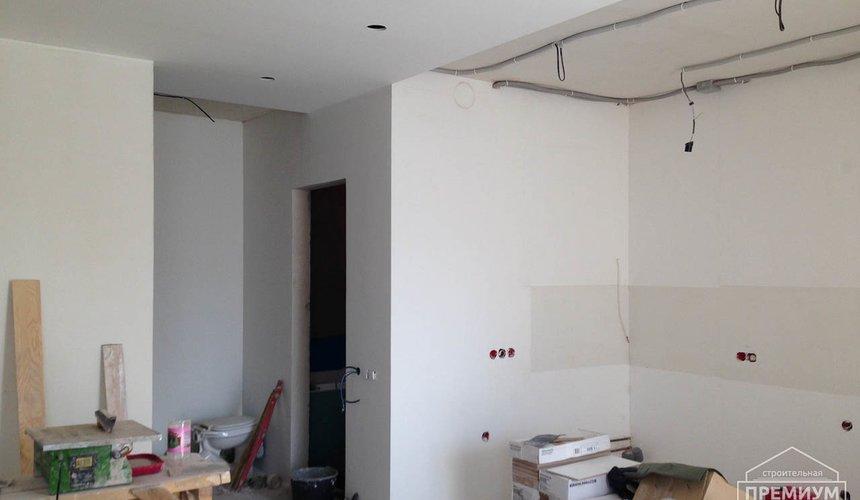 Ремонт и дизайн интерьера однокомнатной квартиры по ул. Сурикова 53а 36
