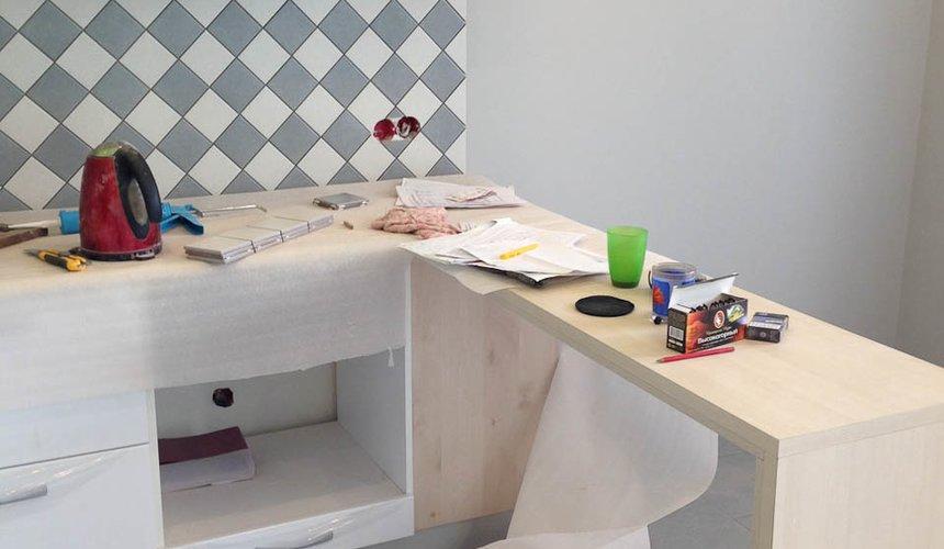 Ремонт и дизайн интерьера однокомнатной квартиры по ул. Сурикова 53а 57