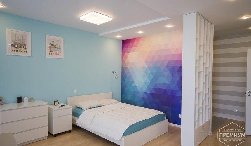 Ремонт и дизайн интерьера однокомнатной квартиры по ул. Сурикова 53а 1