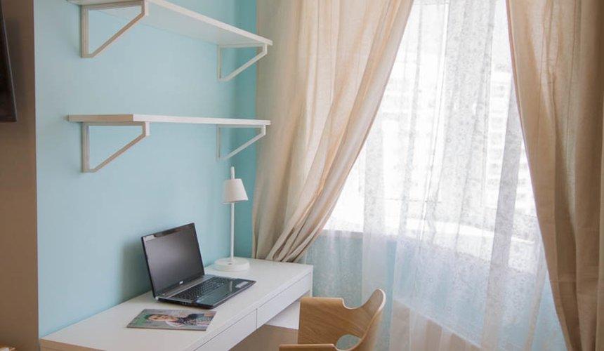 Ремонт и дизайн интерьера однокомнатной квартиры по ул. Сурикова 53а 6