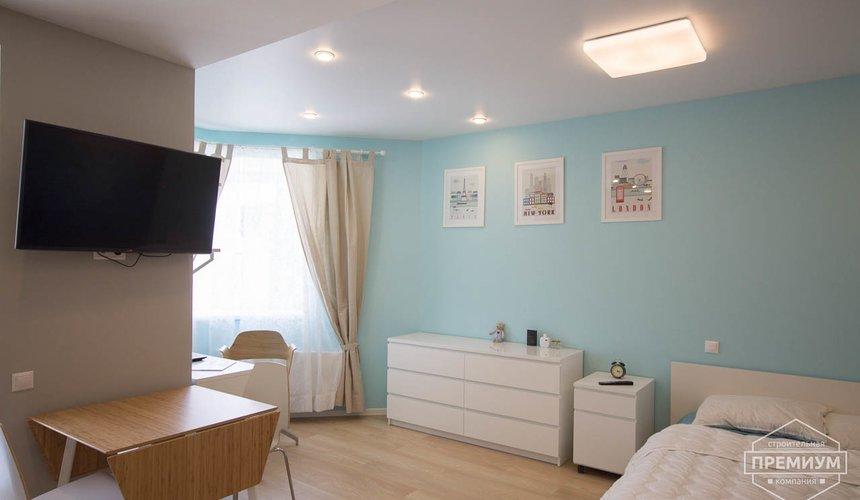 Ремонт и дизайн интерьера однокомнатной квартиры по ул. Сурикова 53а 13