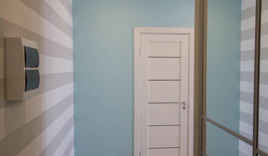 Ремонт и дизайн интерьера однокомнатной квартиры по ул. Сурикова 53а 17