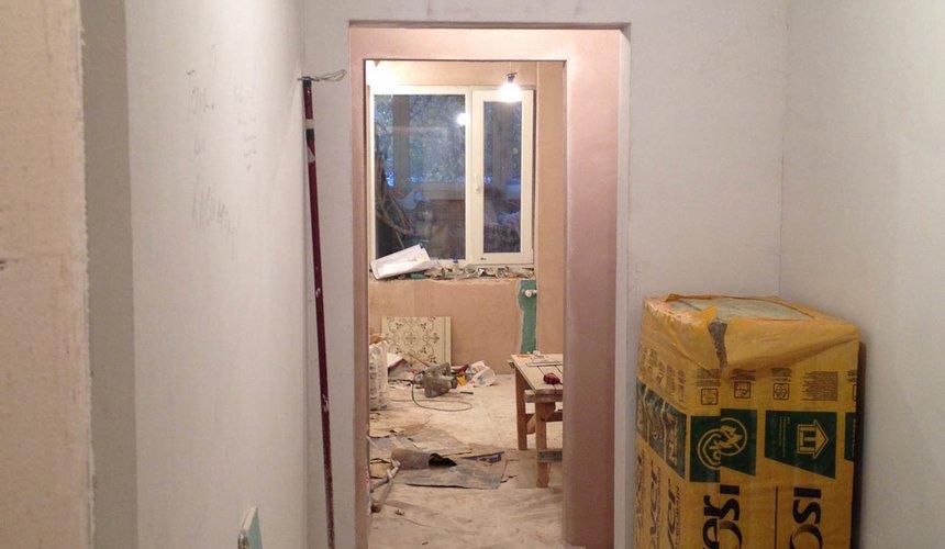 Ремонт трехкомнатной квартиры по ул. Бажова 134 24