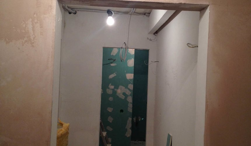 Ремонт трехкомнатной квартиры по ул. Бажова 134 28