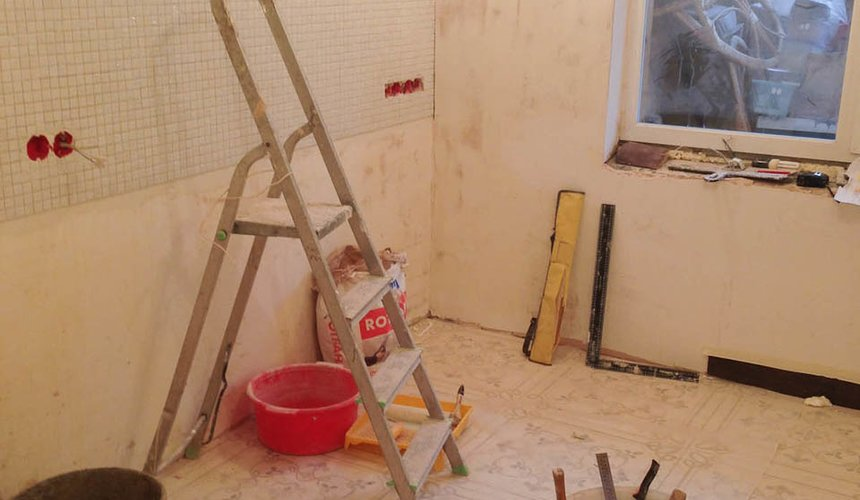 Ремонт трехкомнатной квартиры по ул. Бажова 134 39